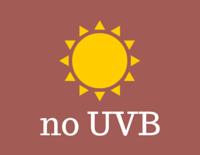 No UVB